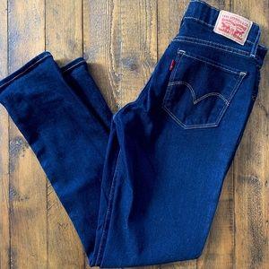 Levi's 711 Skinny Jeans Size 26
